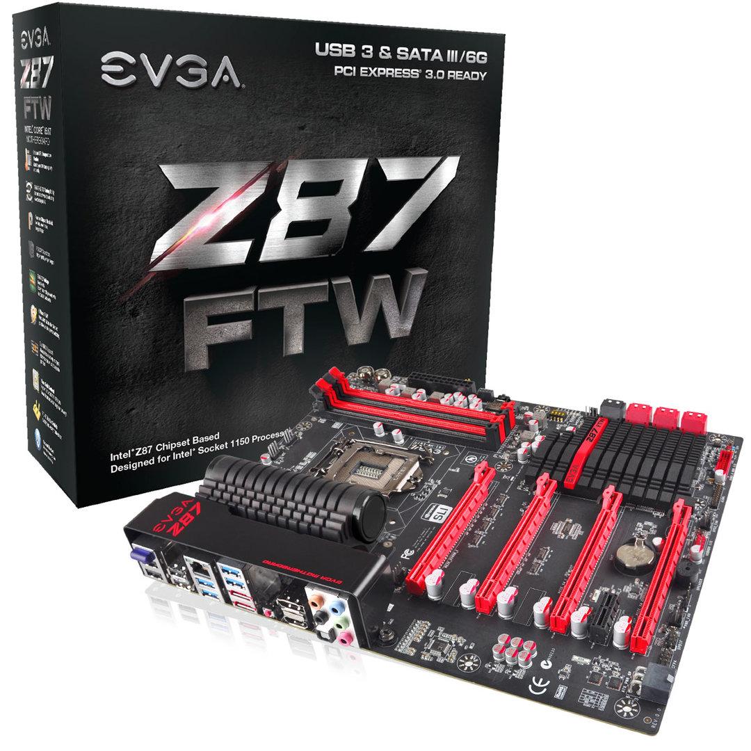 EVGA Z87 FTW