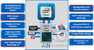 """""""9-series chipset"""" von Intel"""