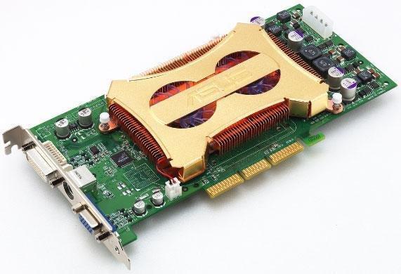 Asus GeForce FX 5900 Ultra