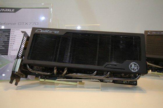 Sparkle GeForce GTX 770 Calibre 4GB