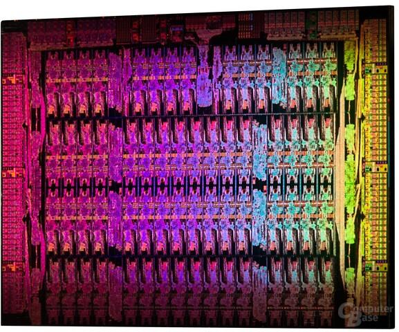 Intel Xeon Phi Die-Shot