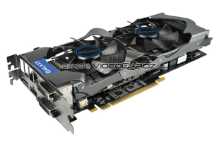 Galaxy GeForce GTX 760 GC 2GB