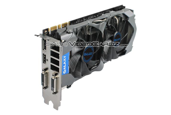 Galaxy GeForce GTX 760 GC 2GB