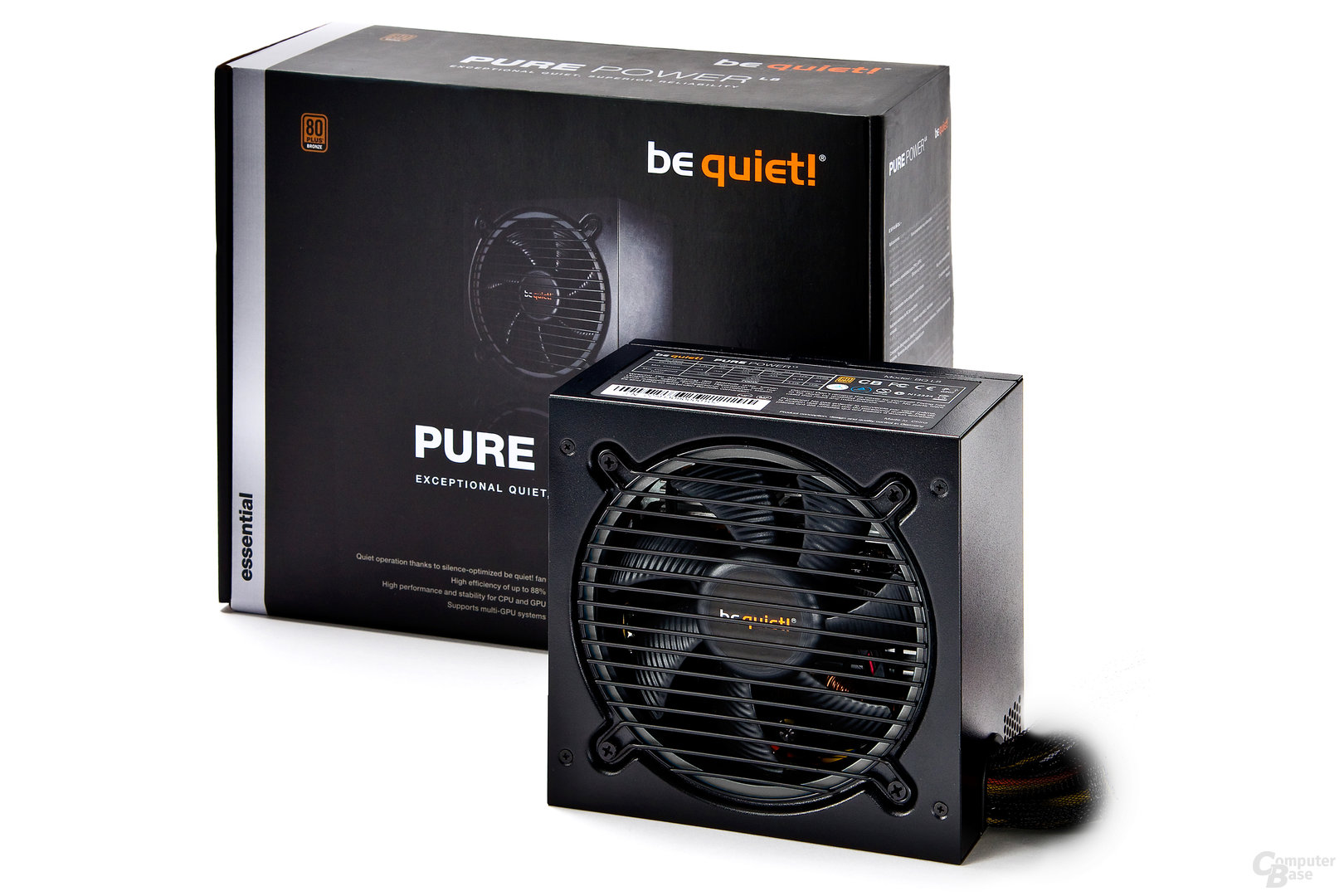 be quiet! Pure Power L8