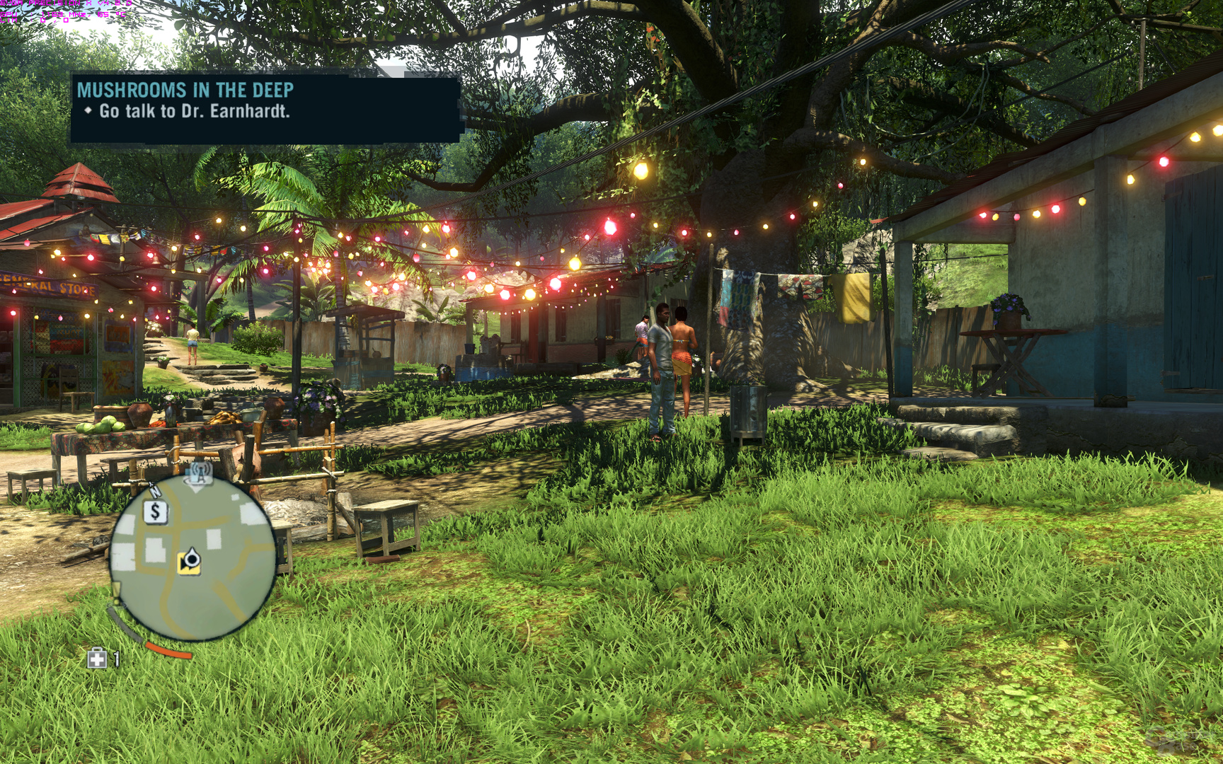 Far Cry 3 - Standard Spieleinstellungen