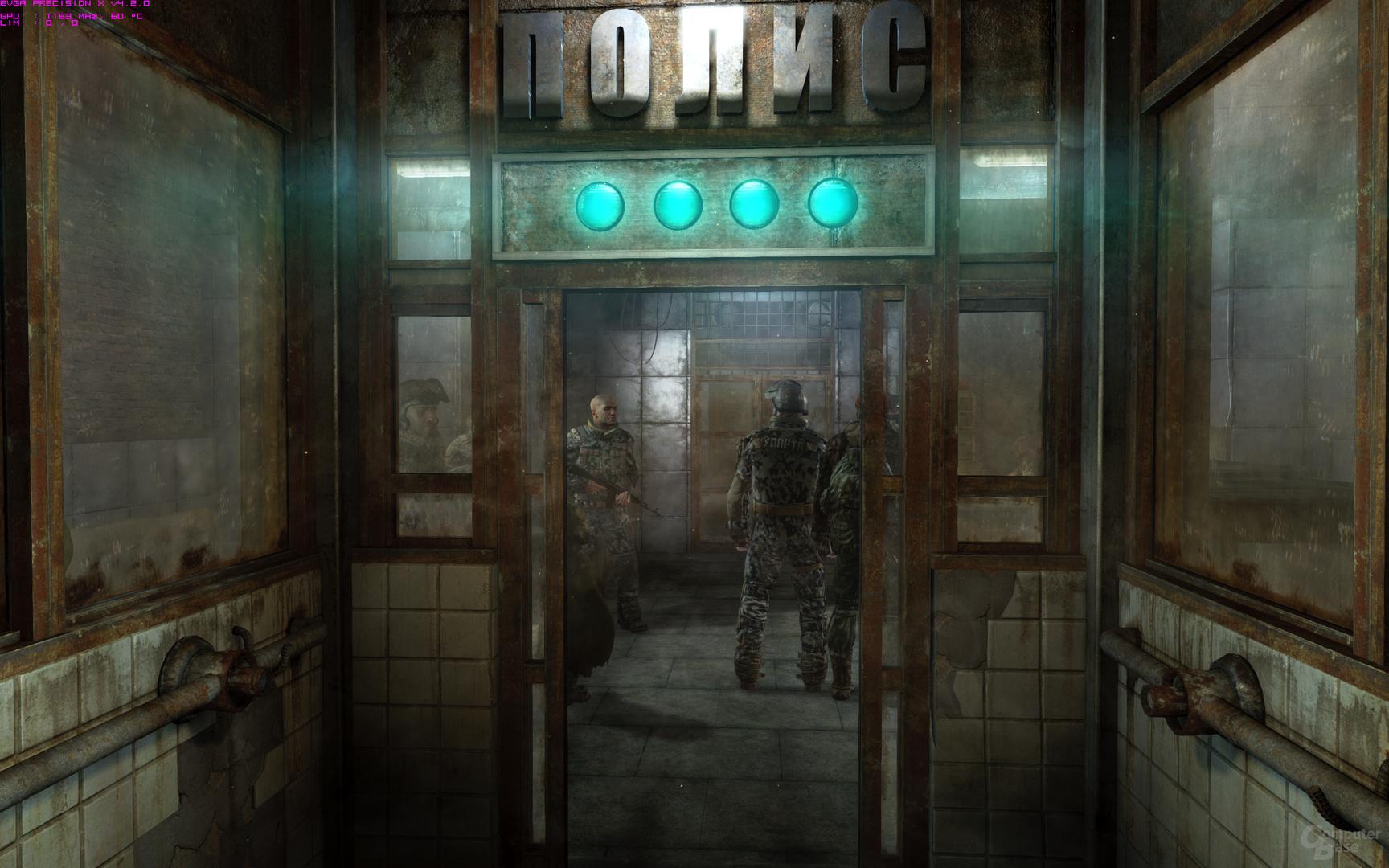 Metro: Last Light - GeForce Experience
