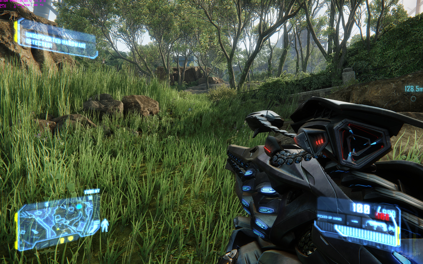 Crysis 3 - GeForce Experience