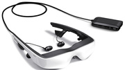 Carl Zeiss Cinemizer OLED im Test: Gaming-Brille im Schatten von Google Glass