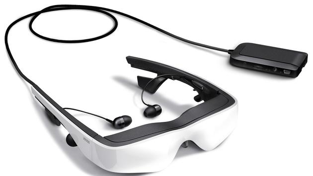 Carl Zeiss Cinemizer OLED im Test: Gaming-Brille im Schatten von Google Glass