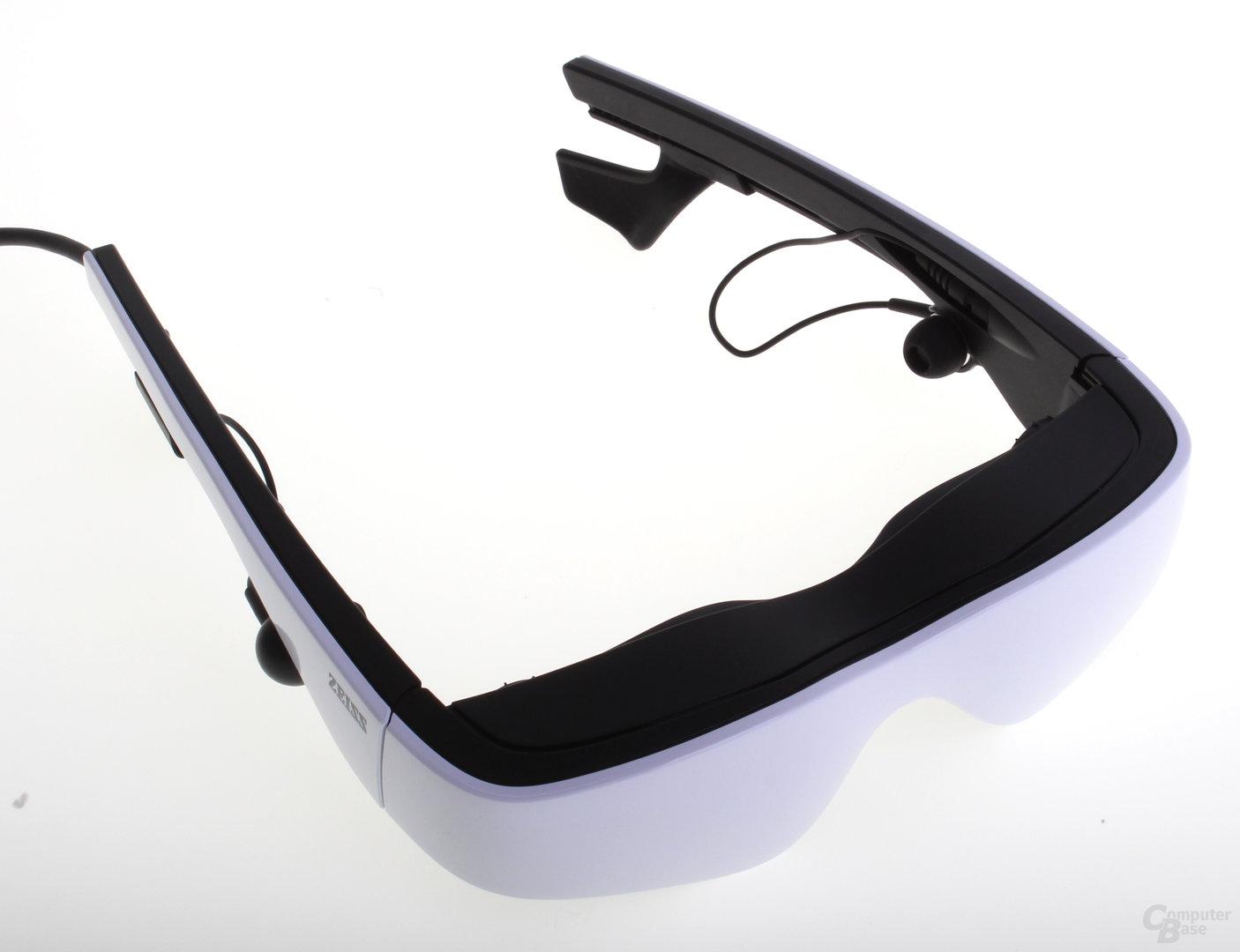 Cinemizer OLED ohne Eyeshield