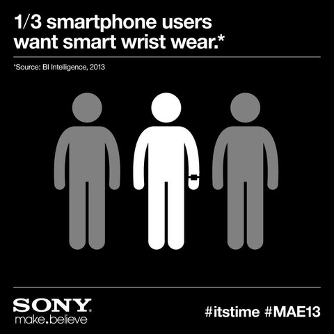 Sony #itstime #MAE13