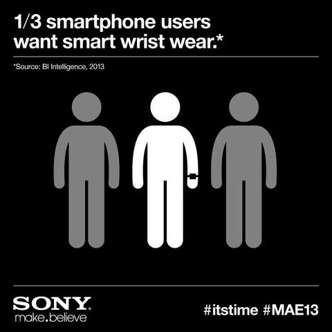 Sony #itstime #MAE13