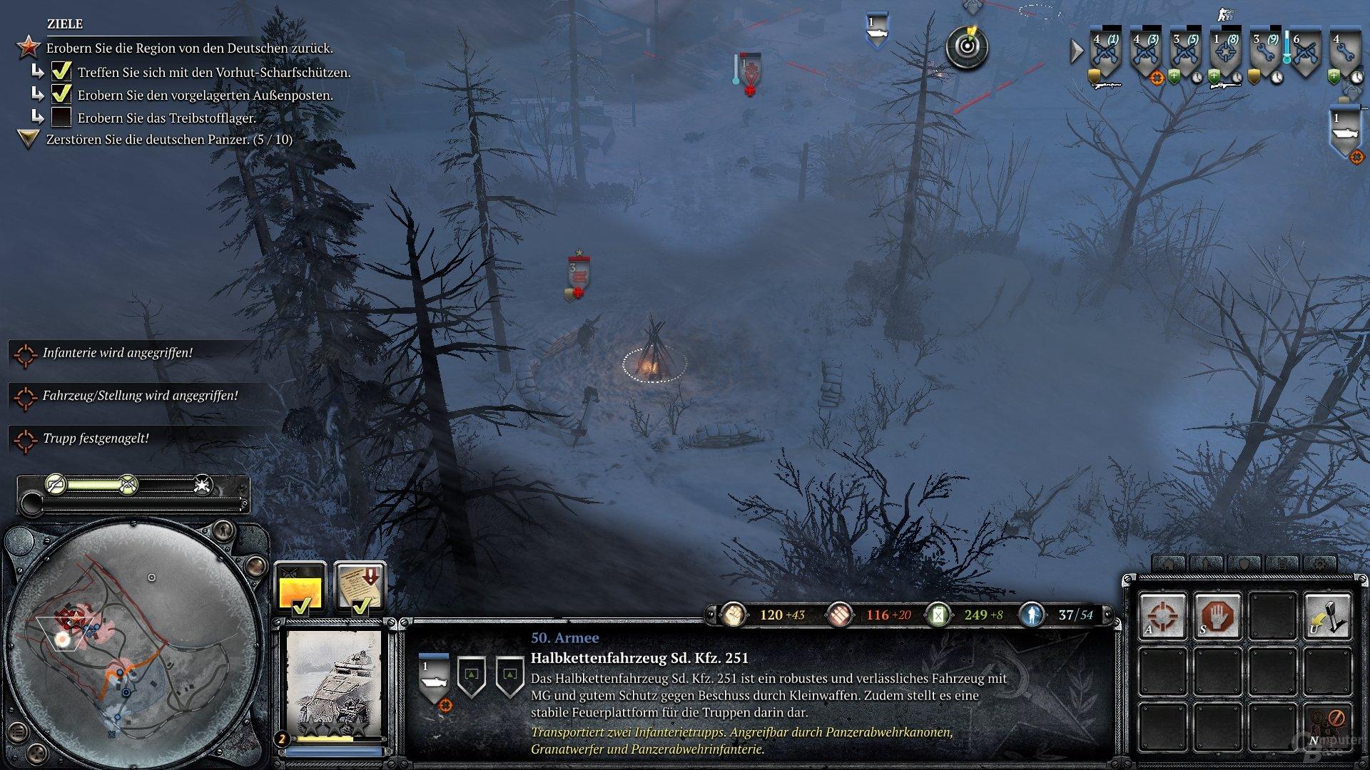 Company of Heroes 2 im Test