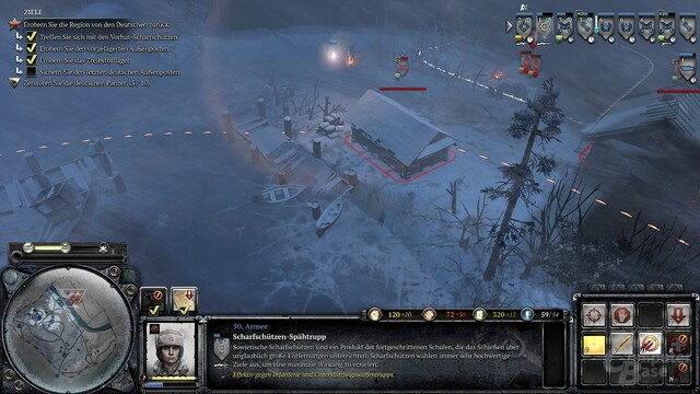 Company of Heroes 2 im Test