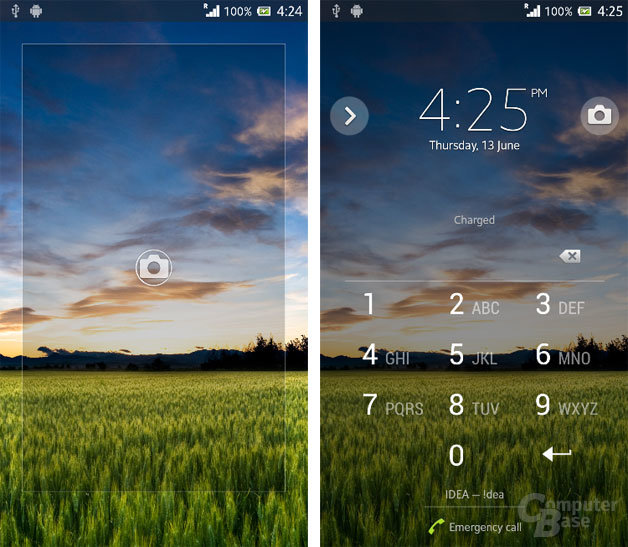 Sony Xperia Z mit Android 4.2.2