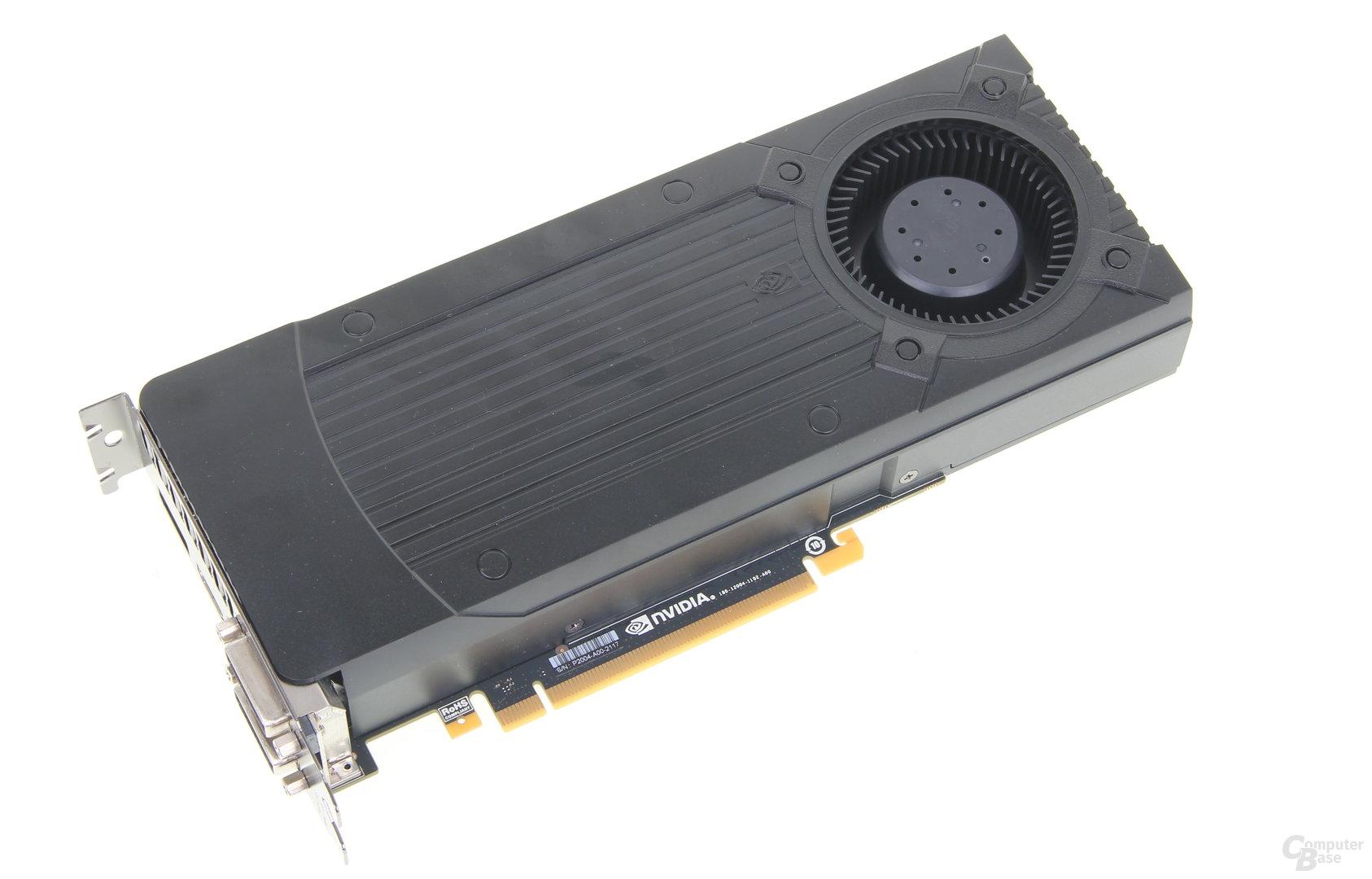 Nvidia GeForce GTX 760 - Referenz