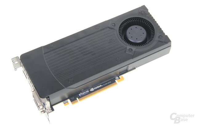 Nvidia GeForce GTX 760 - Referenz