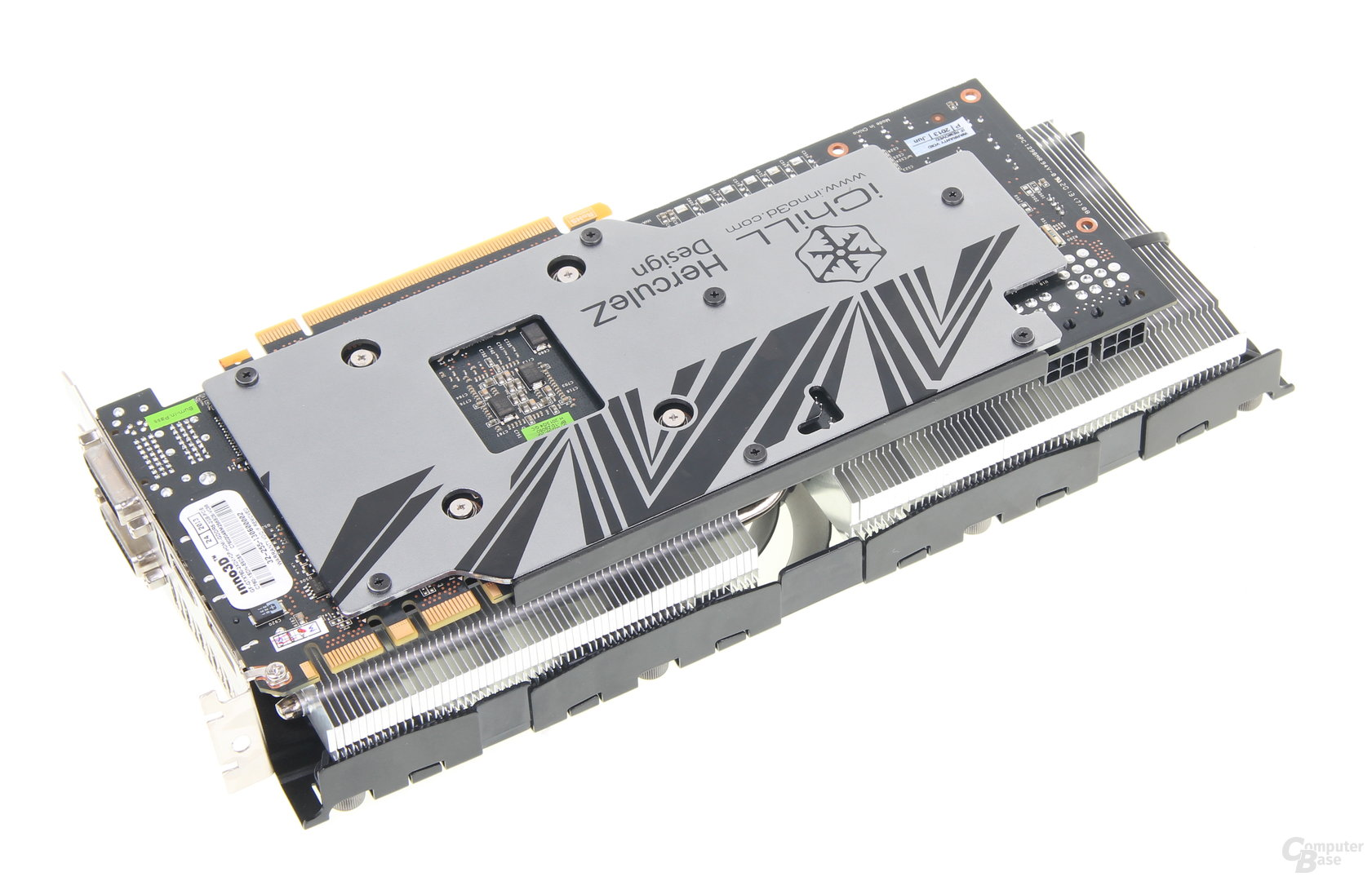Inno3D GeForce GTX 760 iChill - PCB