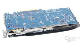 Gigabyte GeForce GTX 760 OC - PCB