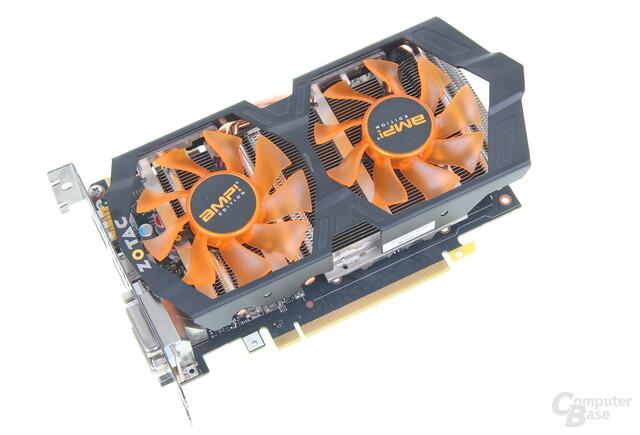 Zotac GeForce GTX 760 AMP!