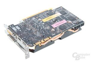 Zotac GeForce GTX 760 AMP! - PCB