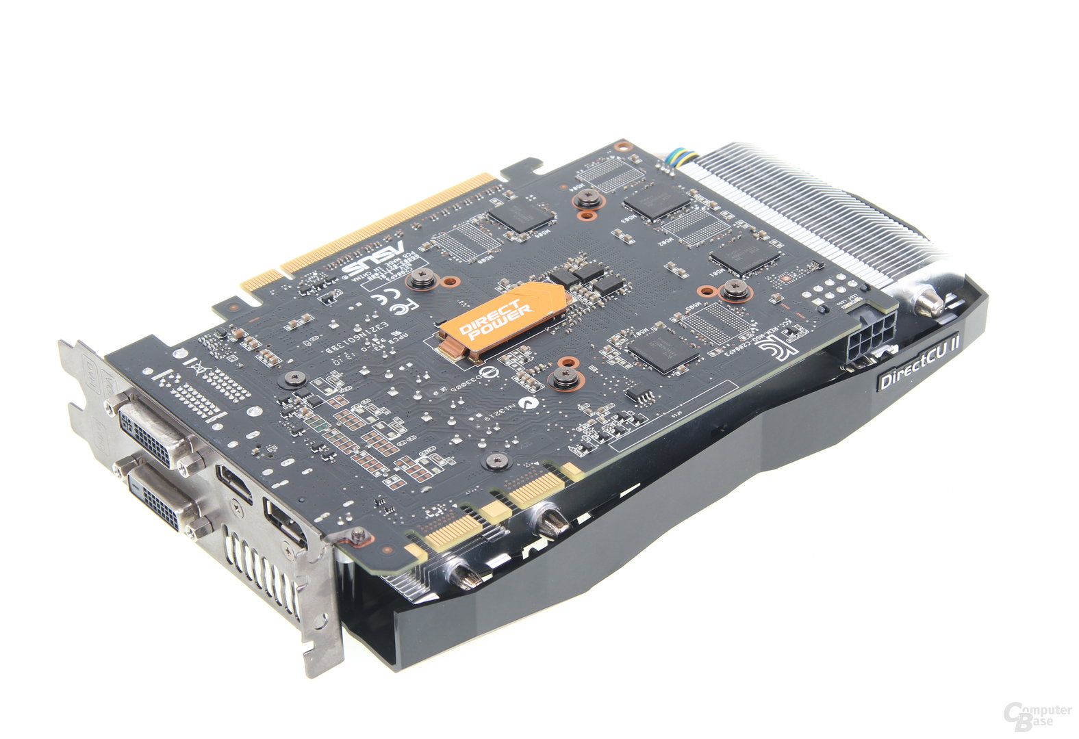 Asus Geforce GTX 760 DirectCU II OC - PCB