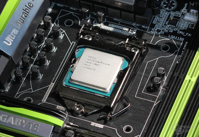 Intel Core i5-4570T auf Gigabyte Sniper.G1