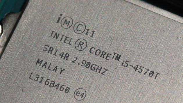 """Intel Core i5-4570T im Test: """"Haswell"""" als Dual-Core"""