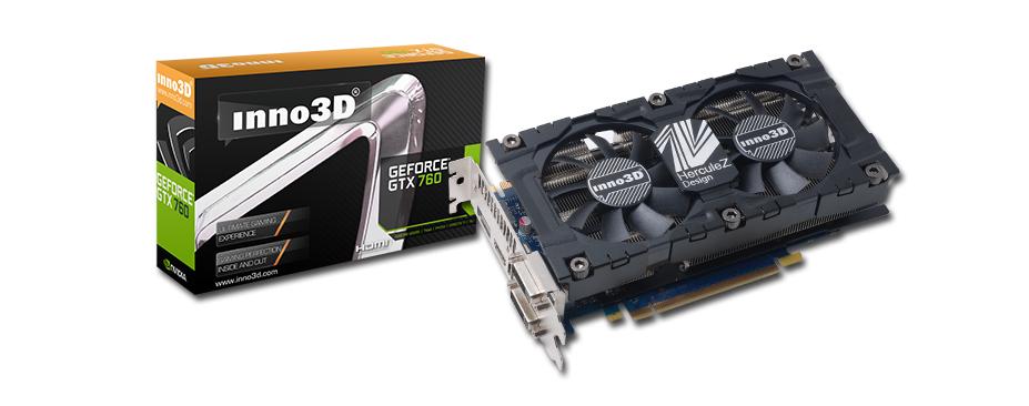 Inno3D GeForce GTX 760 Herculez 2000S