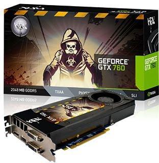 KFA² GeForce GTX 760 EX