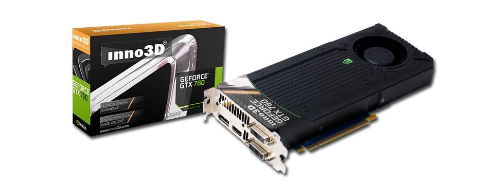 Inno3D GeForce GTX 760