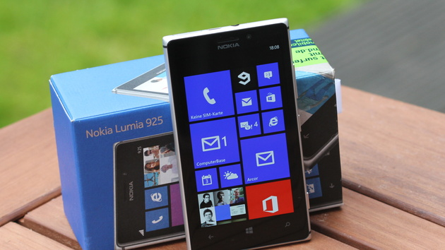 Nokia Lumia 925 im Test: Das beste Smartphone mit Windows Phone