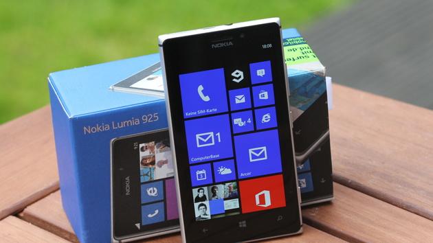 Nokia Lumia 925 im Test: Das beste Smartphone mit Windows Phone