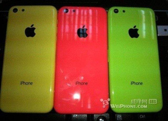 """Vermeintliches """"Billig-iPhone"""""""