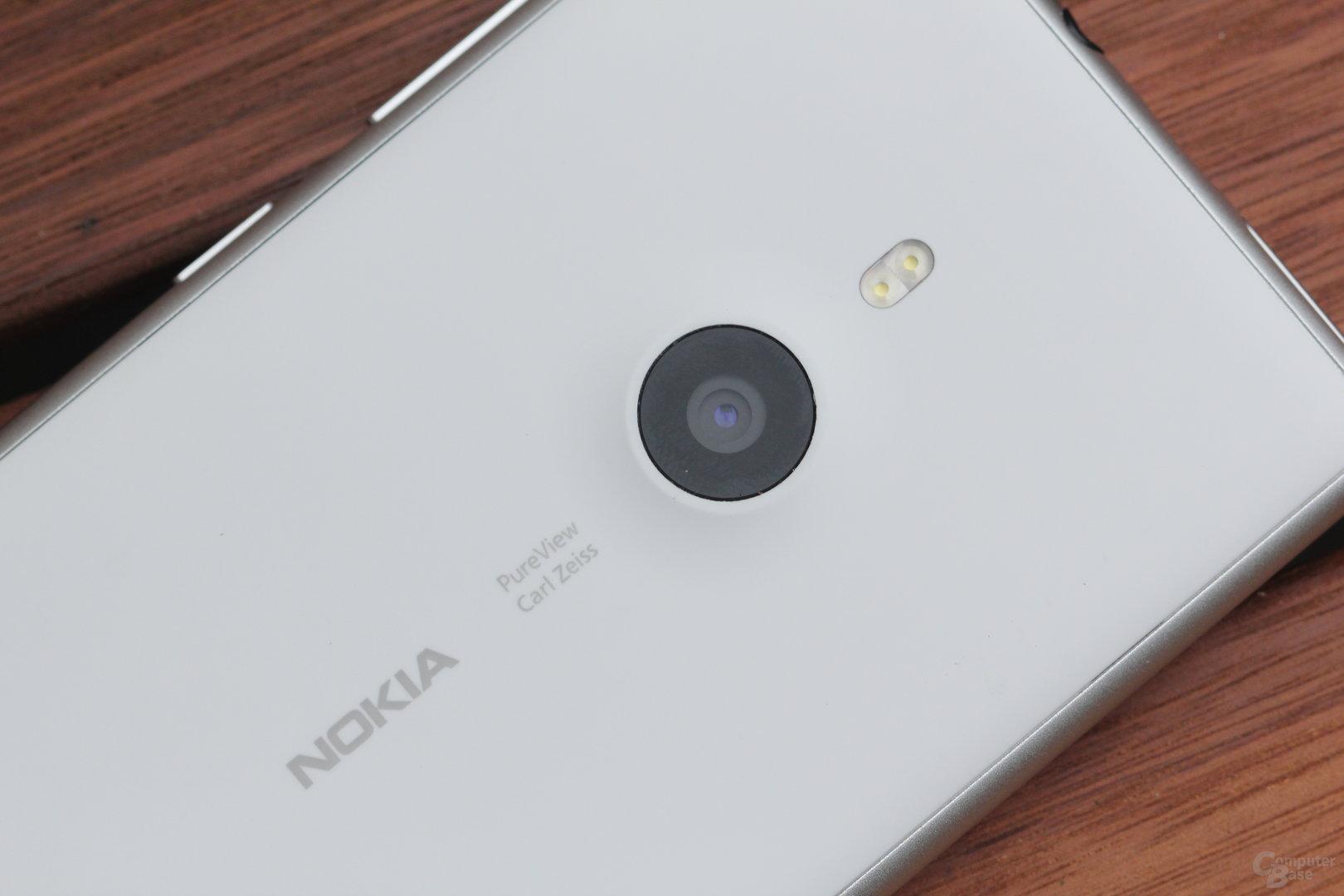 Nokia Lumia 925 - Kamera und Blitz