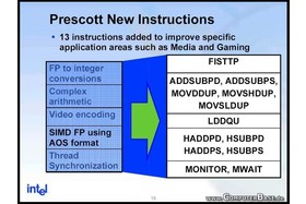 Prescott New Instructions