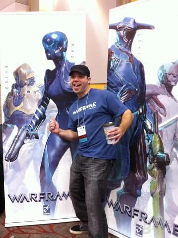 Dave Kudirka, Warframe-Producer