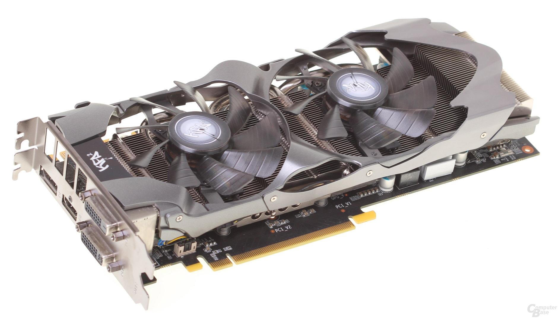 KFA² GeForce GTX 760 EX OC