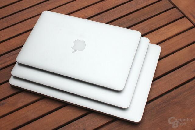 """v.o.n.u.: MacBook Air 11"""", MacBook Air 13"""", MacBook Pro Retina 15"""""""