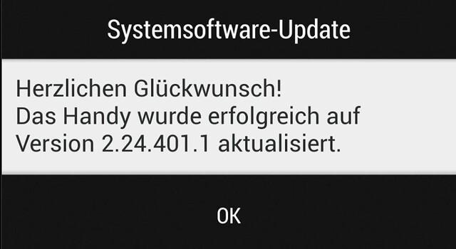 Android 4.2.2 für HTC One