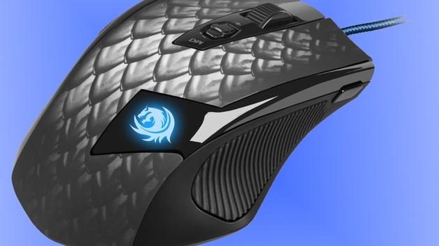"Sharkoon stattet ""Drakonia"" mit neuem Avago-Sensor aus"