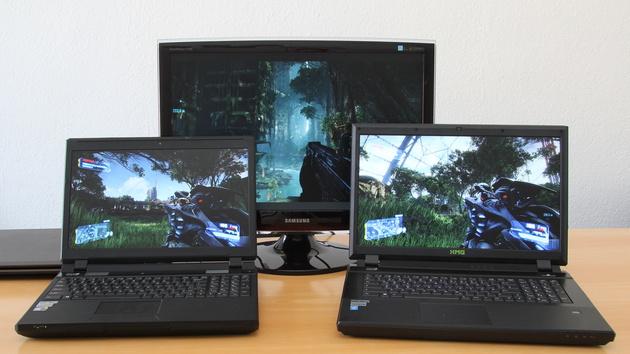 Das leisten Gaming-Notebooks: Mobile Grafikkarten im Vergleich