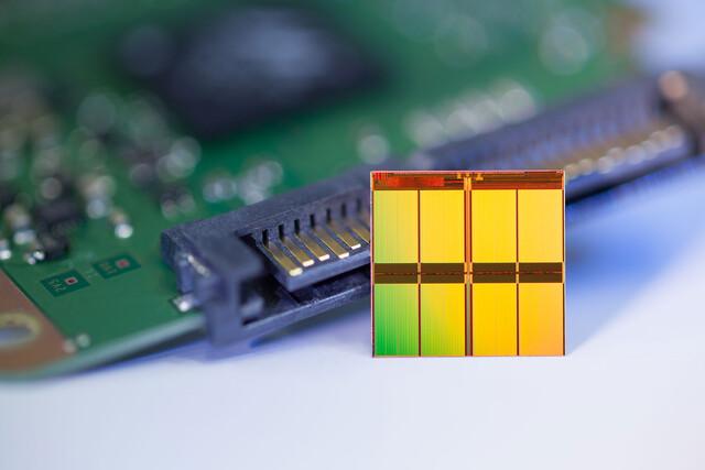 NAND-Die mit 16 nm