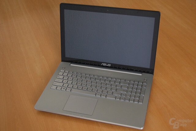 Asus N550J mit GeForce GT 750M