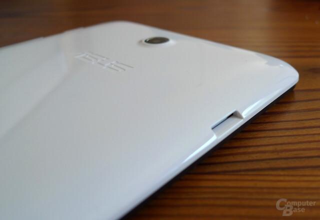 Asus MeMO Pad HD 7 - microSD-Kartenslot