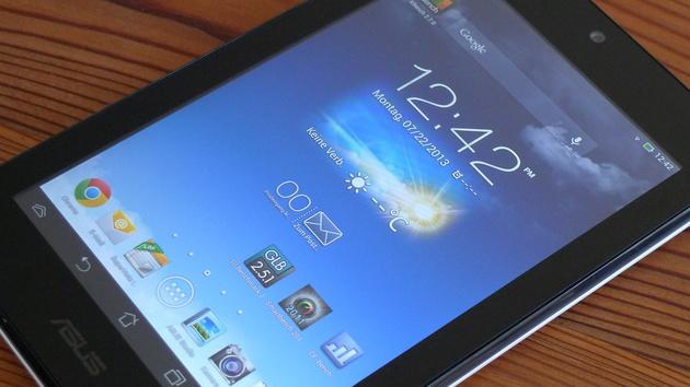 Asus MeMO Pad HD 7 im Test: Das 7-Zoll-HD-Tablet für 149 Euro