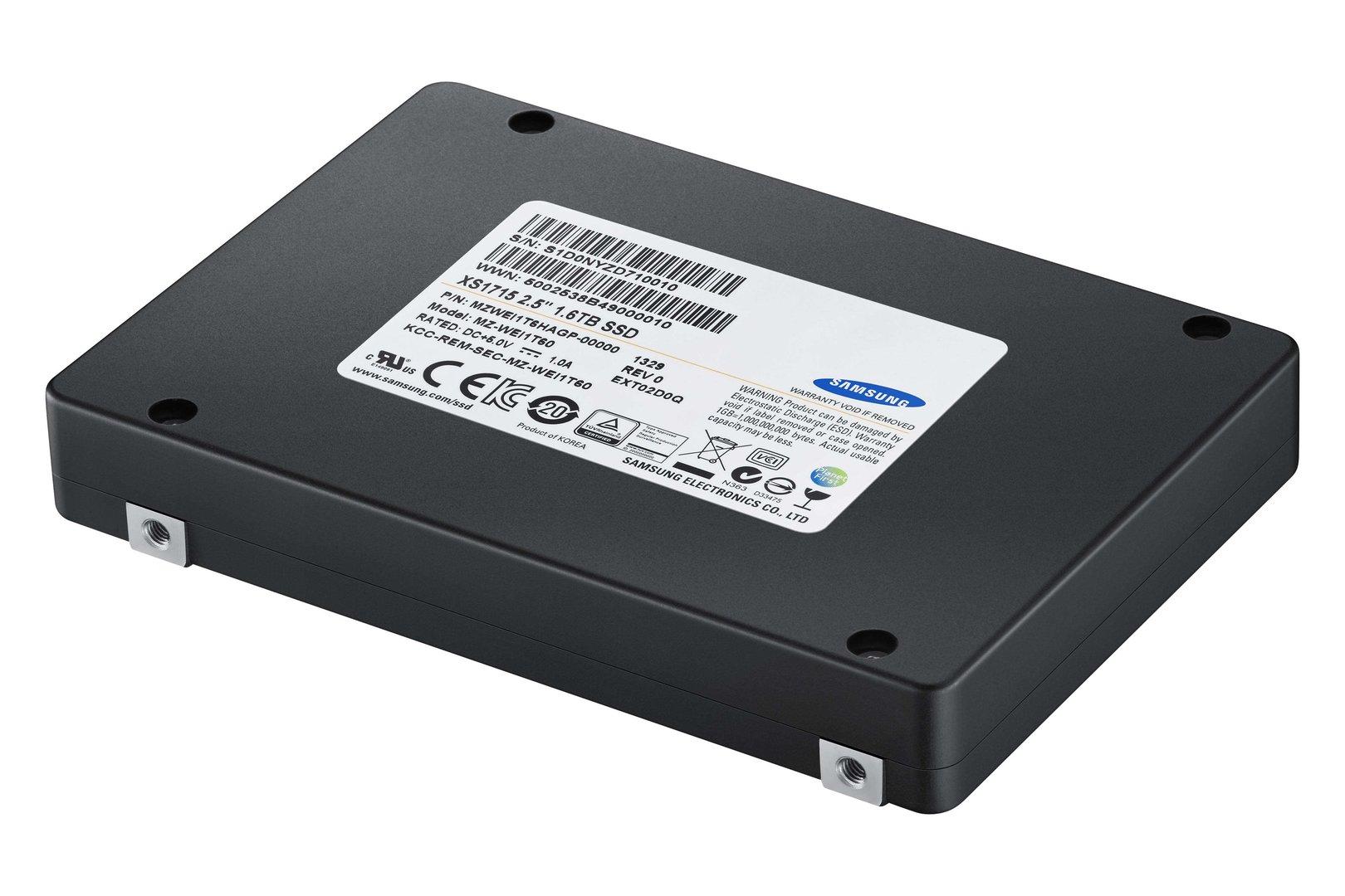 Samsung SSD XS1715