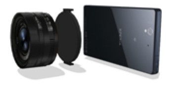 Sony All-In-One-Objektiv