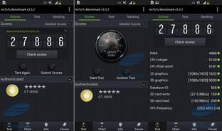 Samsung Galaxy S4 LTE-A (GT-I9506)