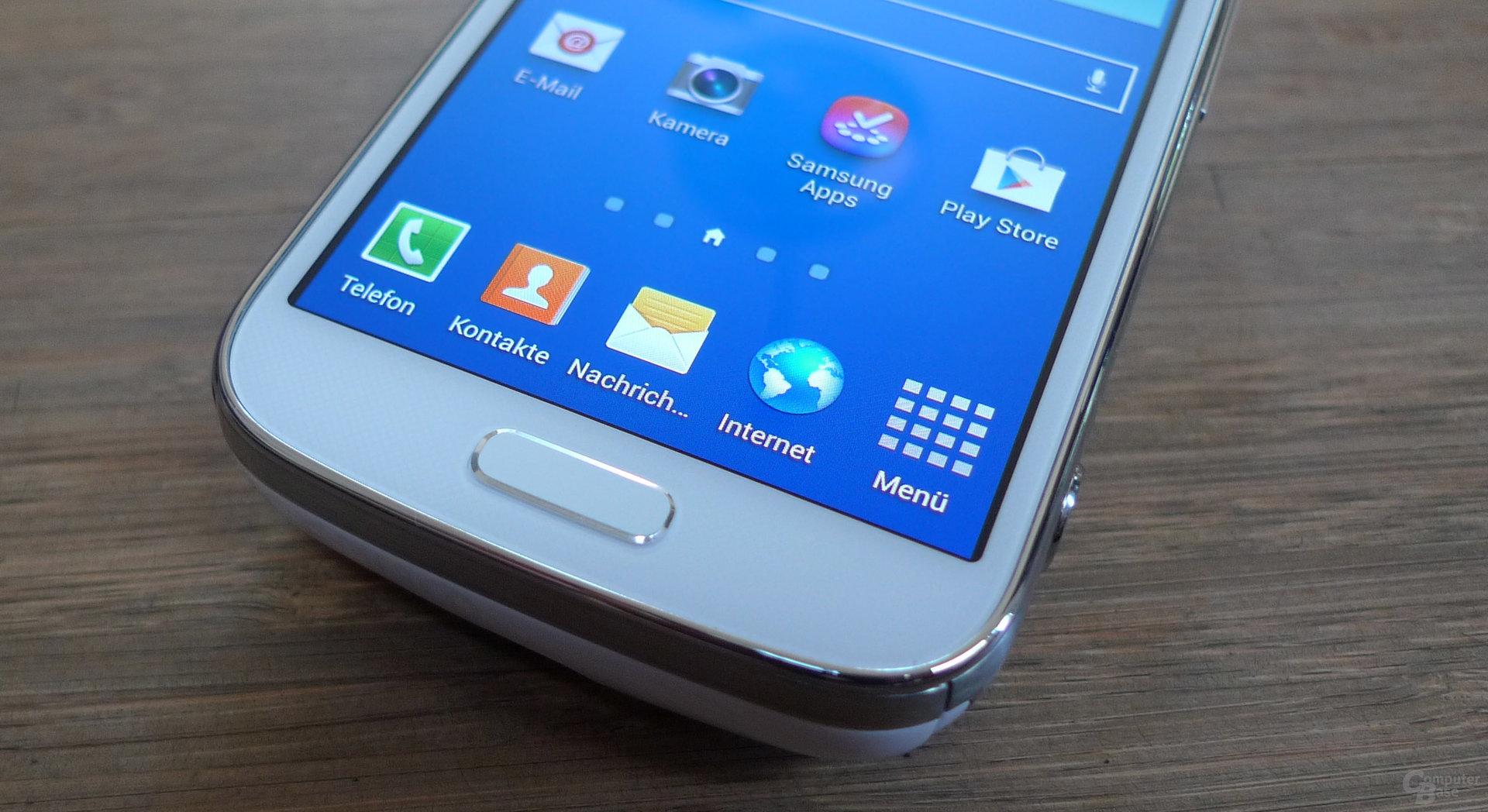 Samsung Galaxy S4 zoom - Display